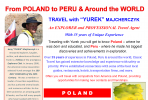Classic Travel - News - From Poland to Peru and Around the World