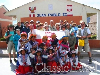 Classic Travel - Trip - Best of Peru